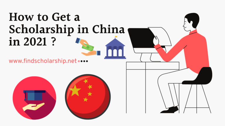 How to Get a Scholarship in China in 2021 ?